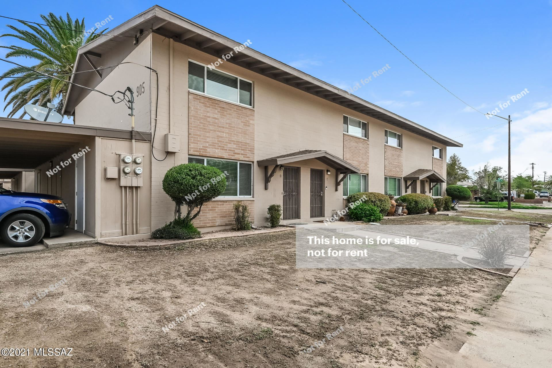 905 N Venice Avenue #D, Tucson, AZ 85711 - MLS#: 22119275