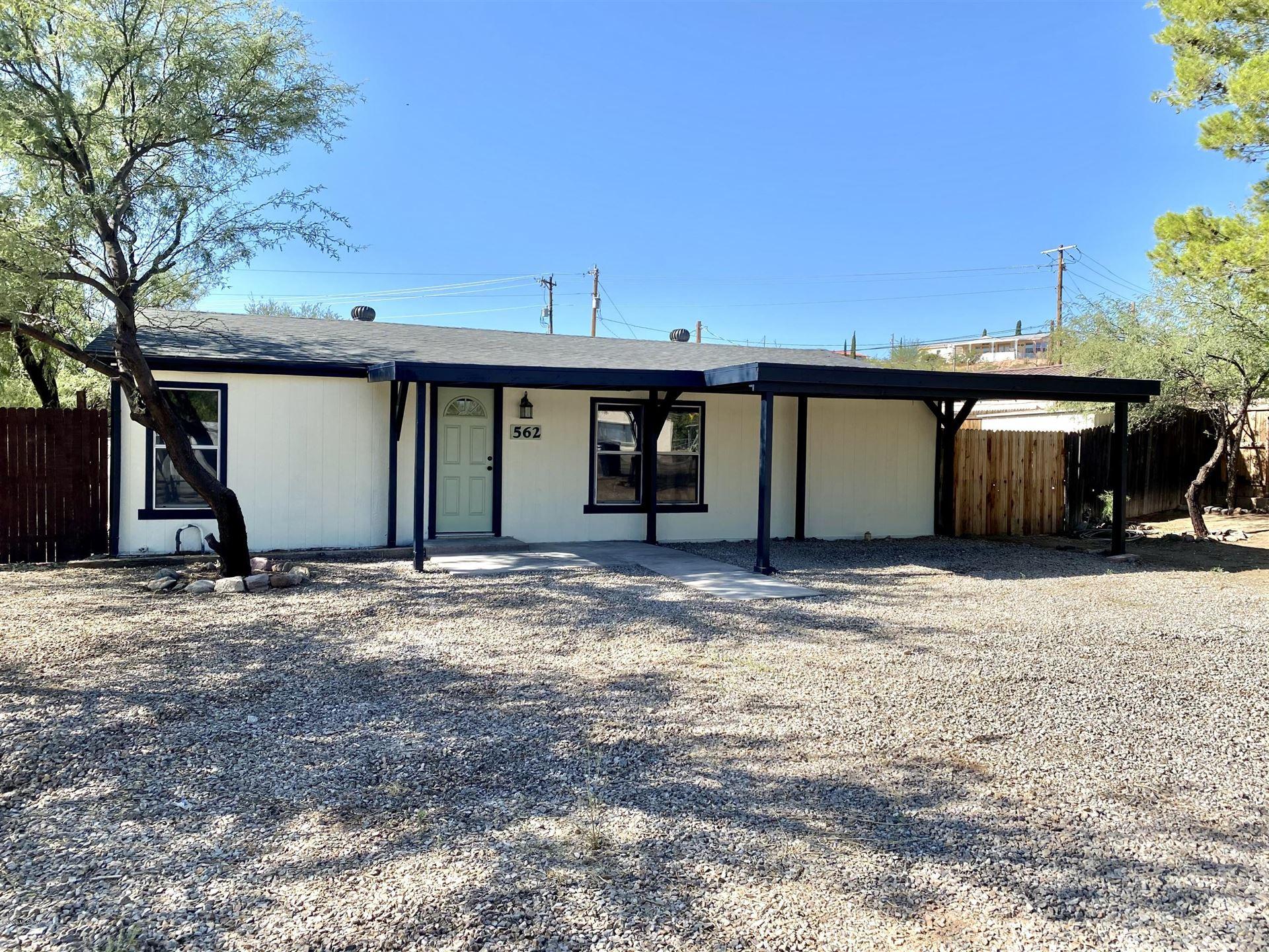 562 E 7th Street, Benson, AZ 85602 - MLS#: 22024277
