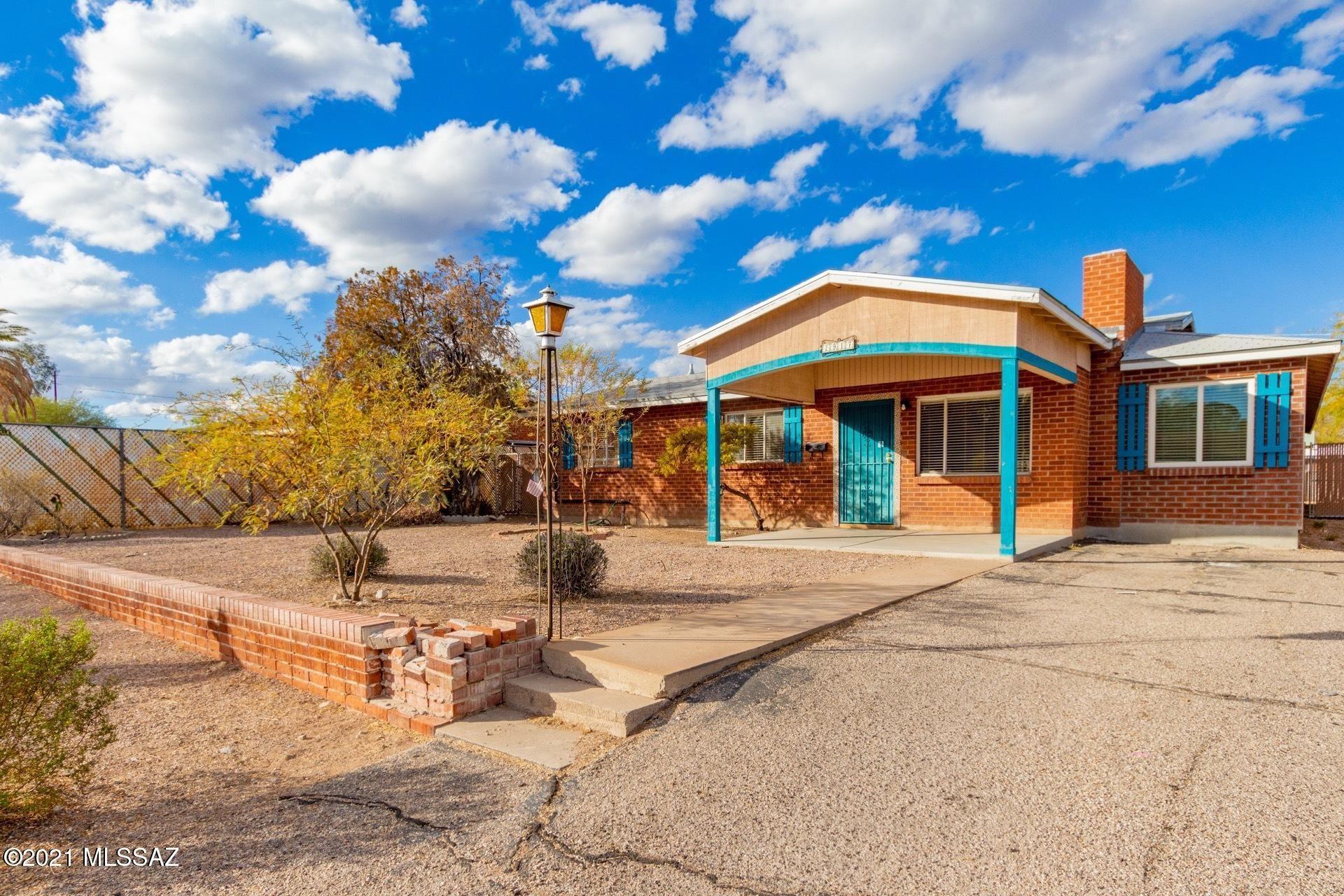 2917 E Seneca Street, Tucson, AZ 85716 - MLS#: 22028277