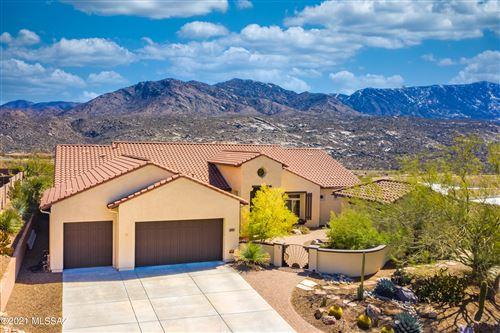 Photo of 36601 S Desert Sun Drive, Tucson, AZ 85739 (MLS # 22106279)