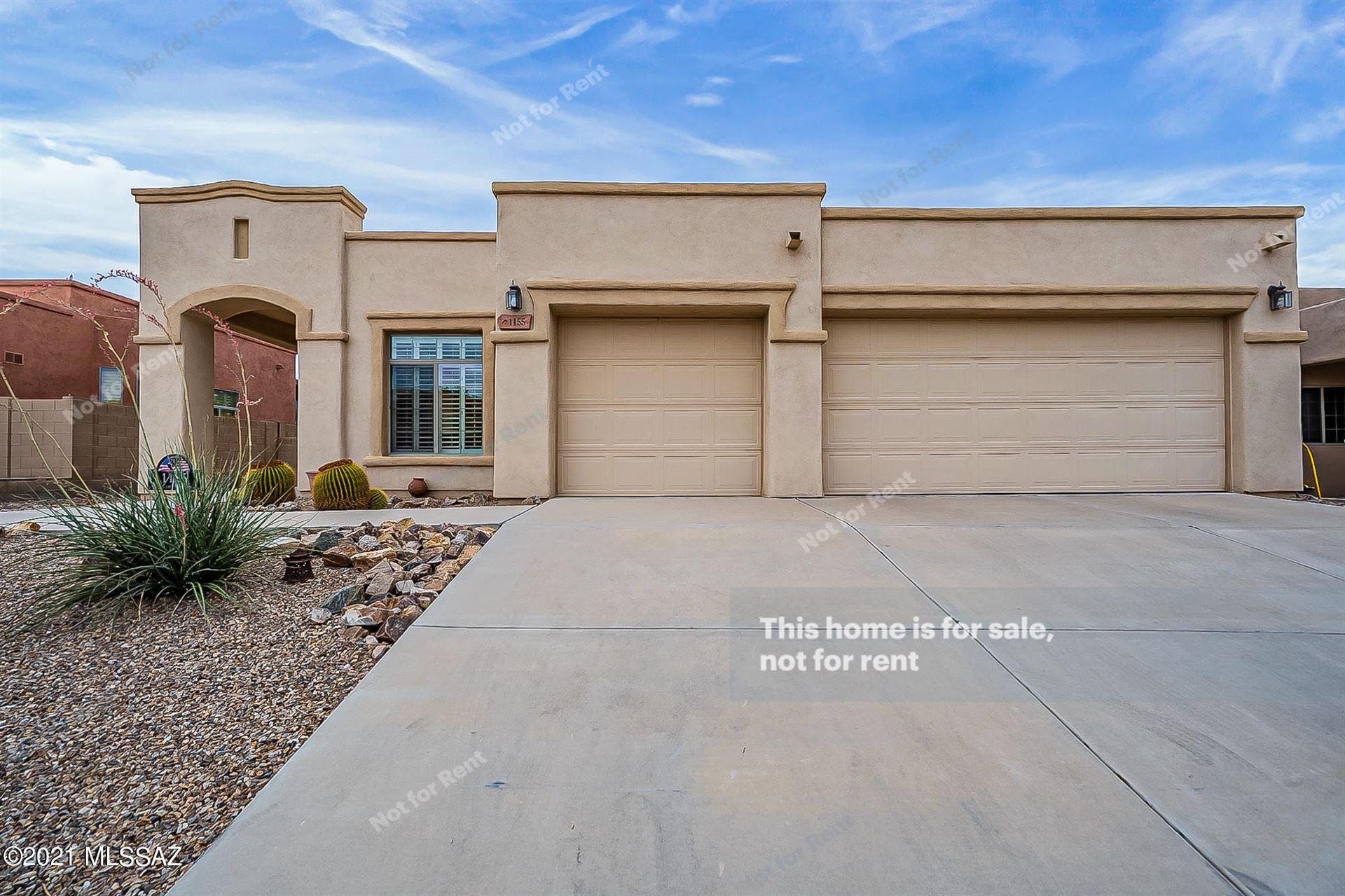 1155 N Copper Spur Court, Tucson, AZ 85715 - MLS#: 22117279