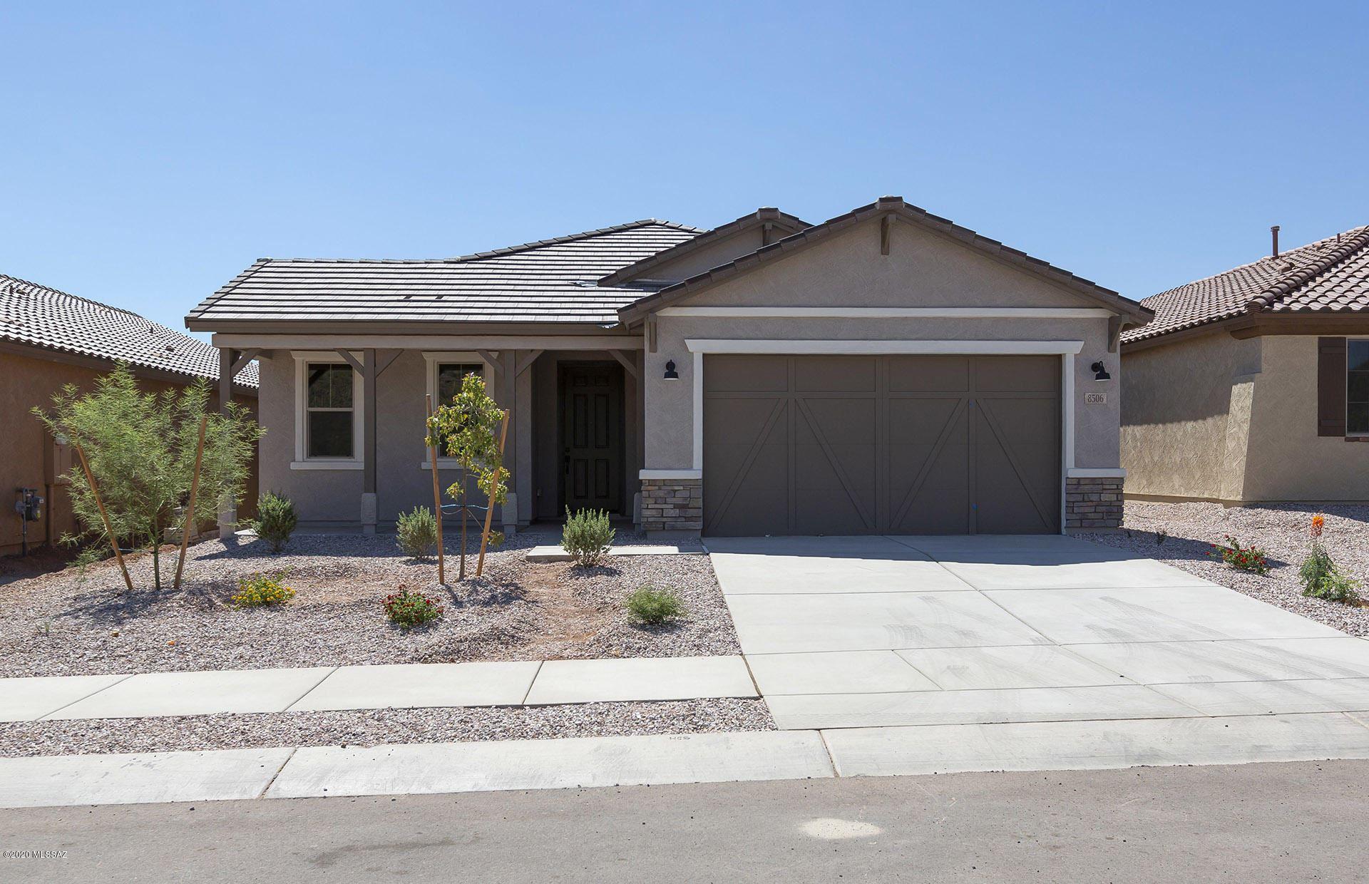 8506 N Lone Ranger Road, Tucson, AZ 85743 - #: 22017284