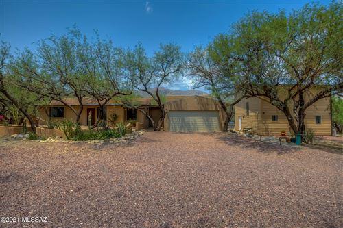 Photo of 4510 N Homestead Avenue, Tucson, AZ 85749 (MLS # 22118285)