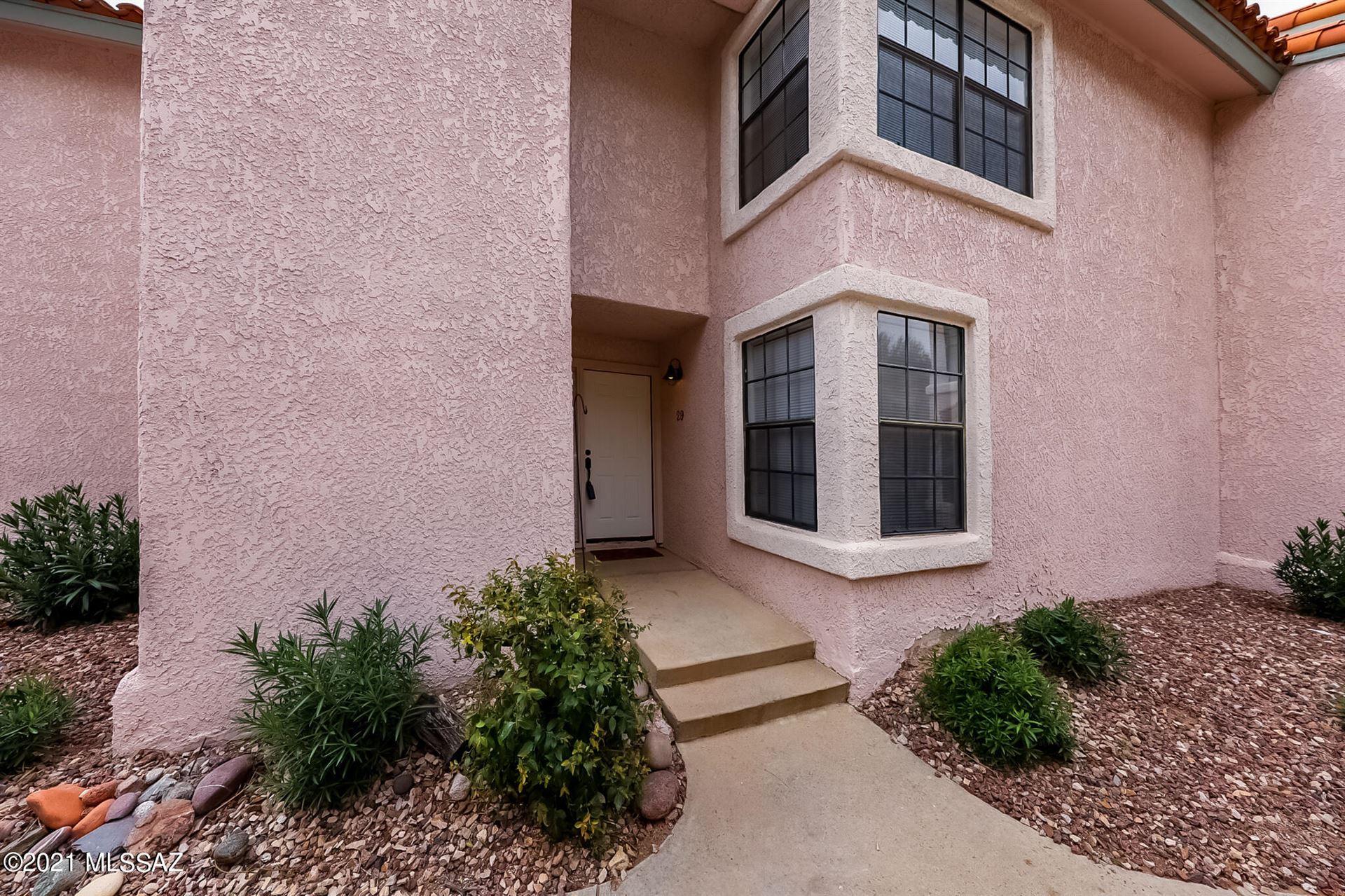 6414 N TIERRA DE LAS CATALINAS #29, Tucson, AZ 85718 - MLS#: 22106288