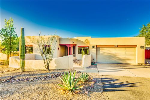 Photo of 2842 W Appaloosa Road, Tucson, AZ 85742 (MLS # 22025289)