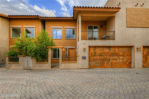 Photo of 110 S Placita Colonia Solana, Tucson, AZ 85716 (MLS # 22118290)