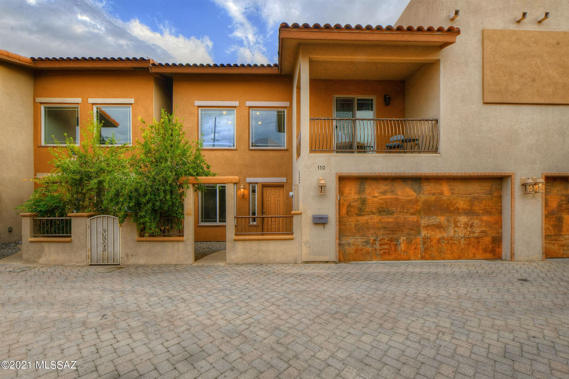110 S Placita Colonia Solana, Tucson, AZ 85716 - MLS#: 22118290