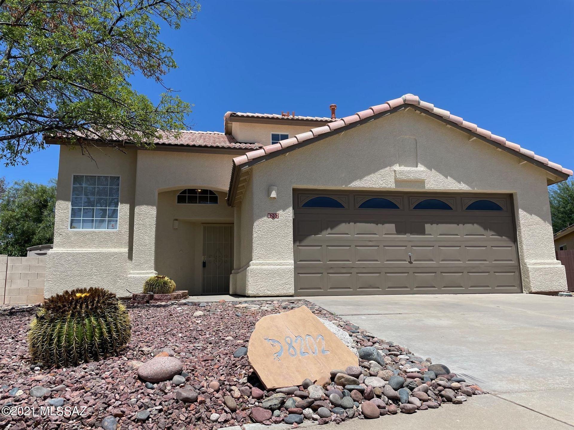 8202 S Placita Del Parque, Tucson, AZ 85747 - MLS#: 22119294