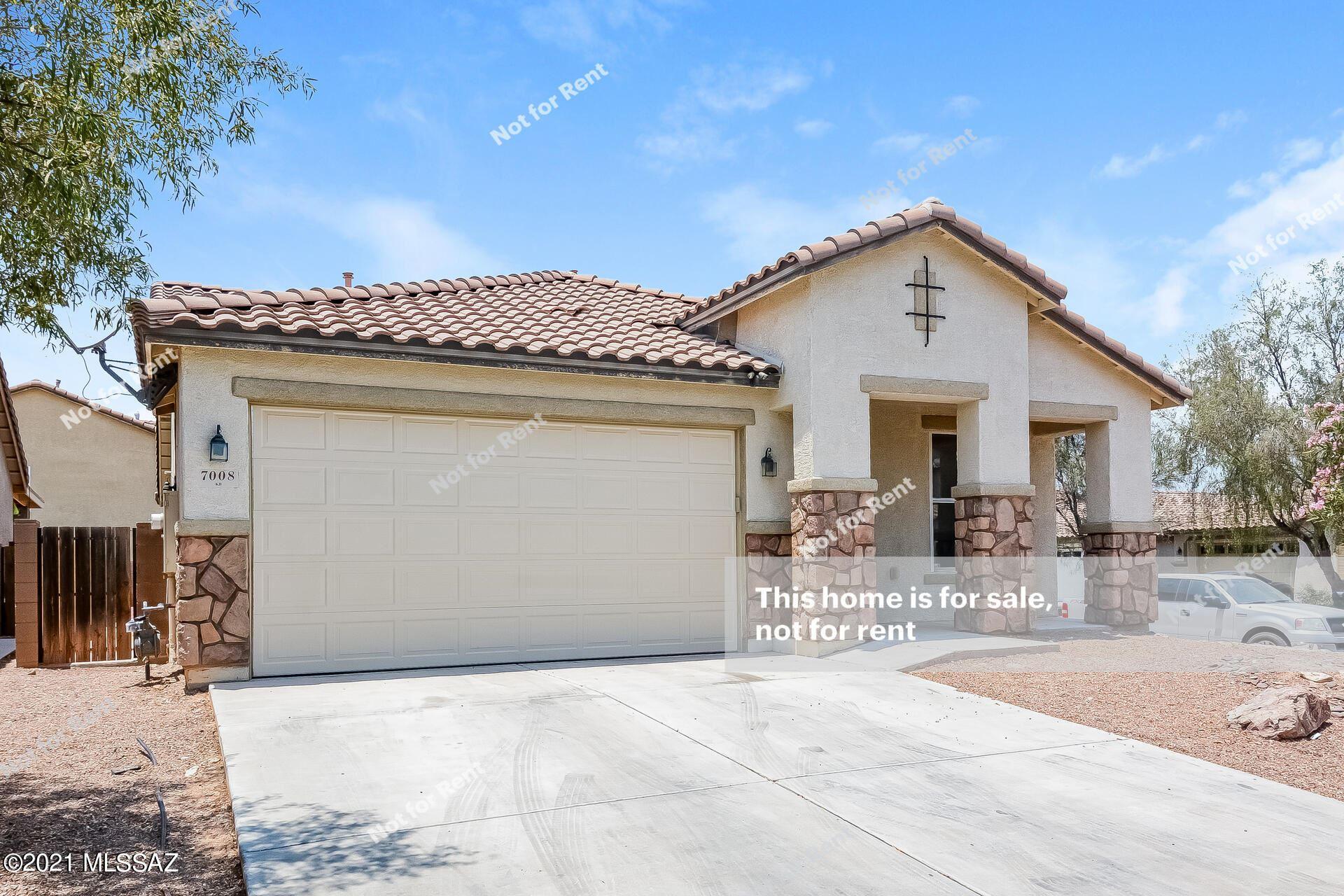 7008 S Beavertail Lane, Tucson, AZ 85756 - MLS#: 22116301