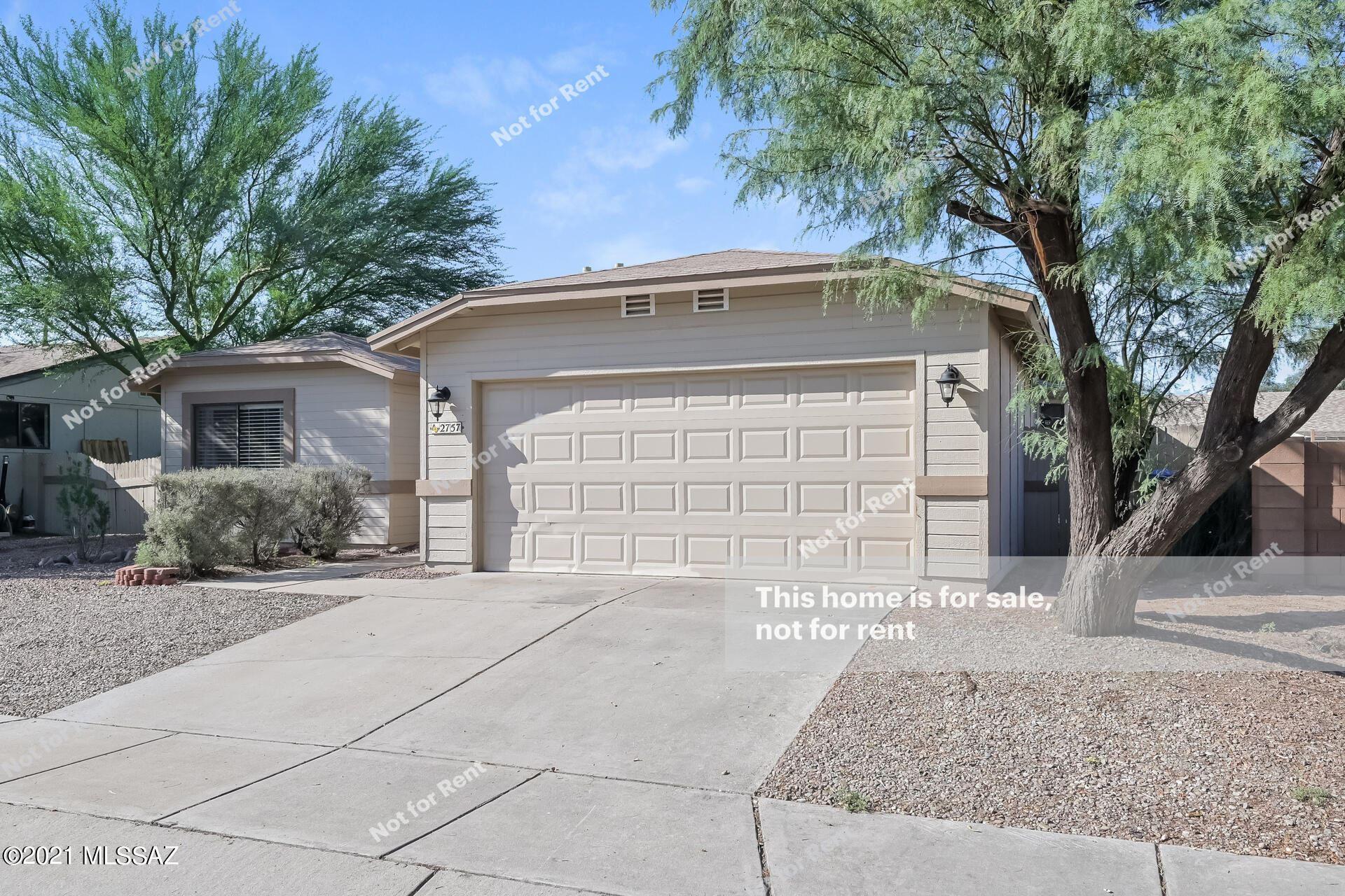 2757 W Firebrook Road, Tucson, AZ 85741 - MLS#: 22123301