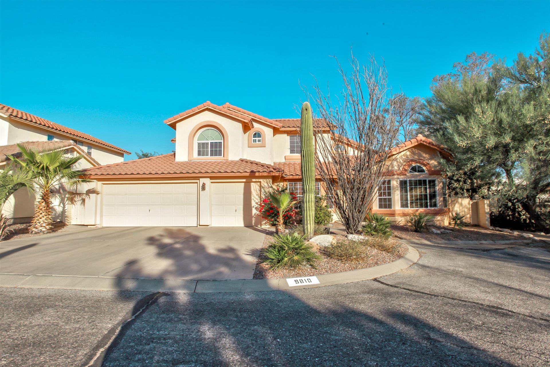 9810 N Windwalker Trail, Tucson, AZ 85742 - #: 22026302