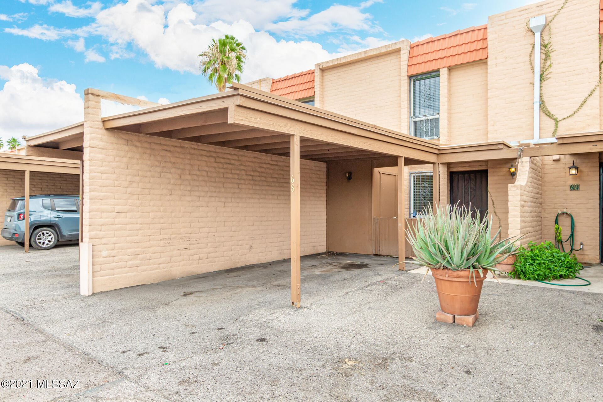 2875 N Tucson Boulevard #68, Tucson, AZ 85716 - MLS#: 22124303