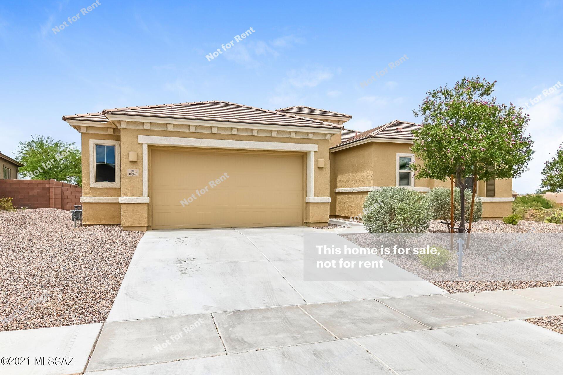 16926 S Eva Avenue, Vail, AZ 85641 - MLS#: 22117304