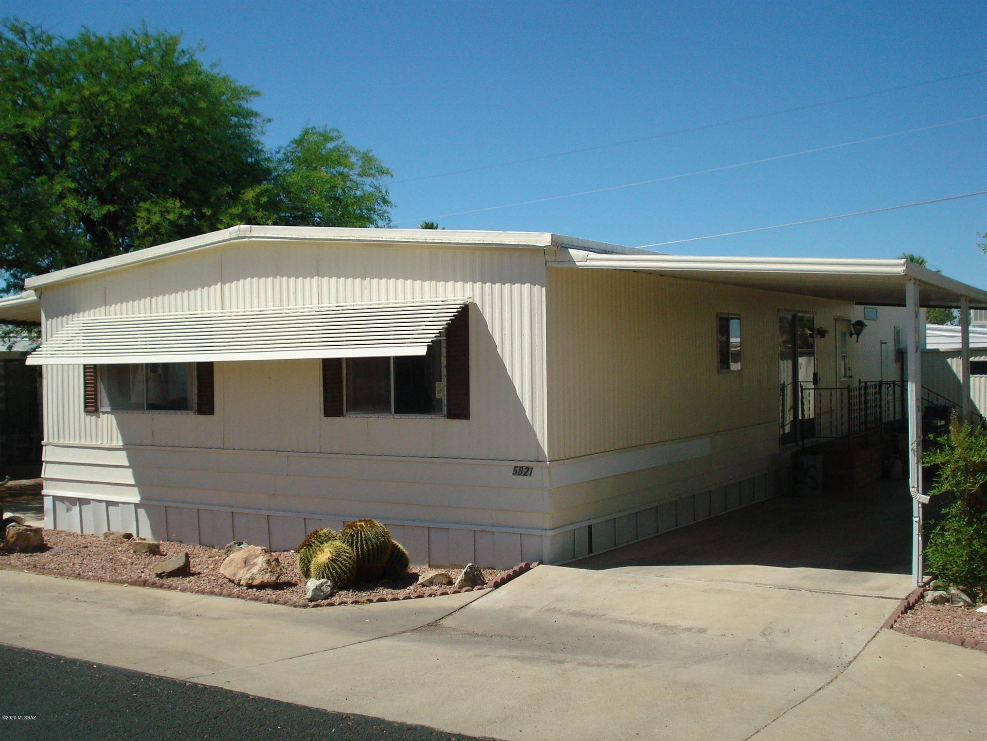 5821 W Circle Z Street, Tucson, AZ 85713 - #: 22014305