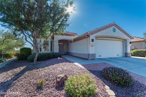 Photo of 5231 W Winding Desert Drive, Marana, AZ 85658 (MLS # 22031306)