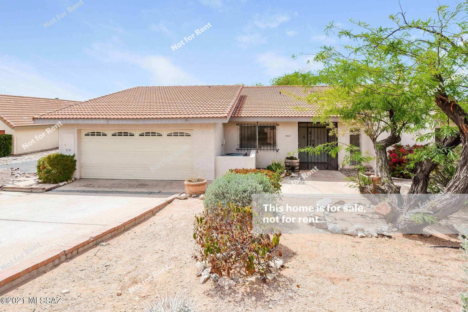 5901 N Placita Del Conde, Tucson, AZ 85718 - MLS#: 22106307