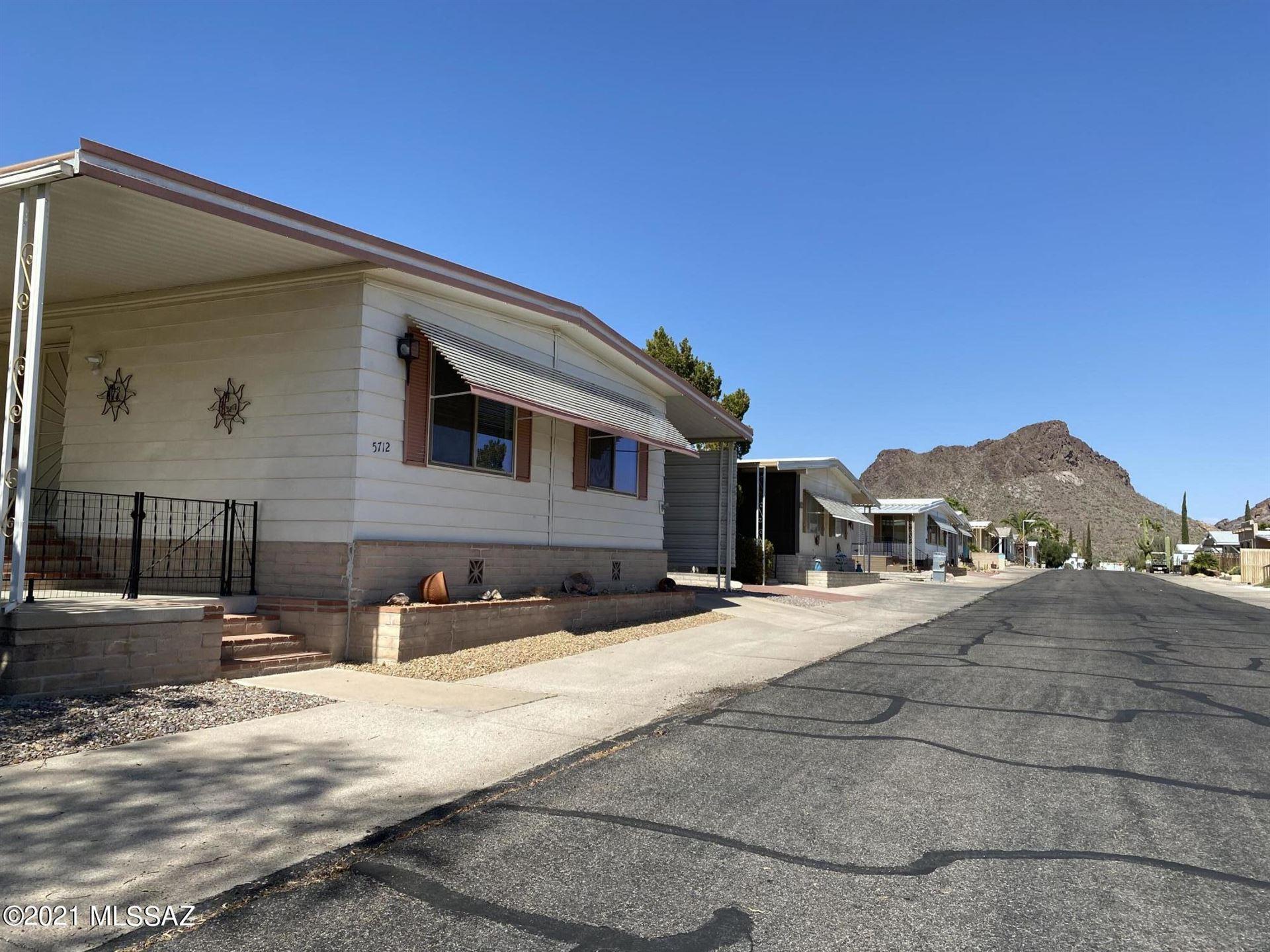 5712 W Diamond K Street, Tucson, AZ 85713 - MLS#: 22115307