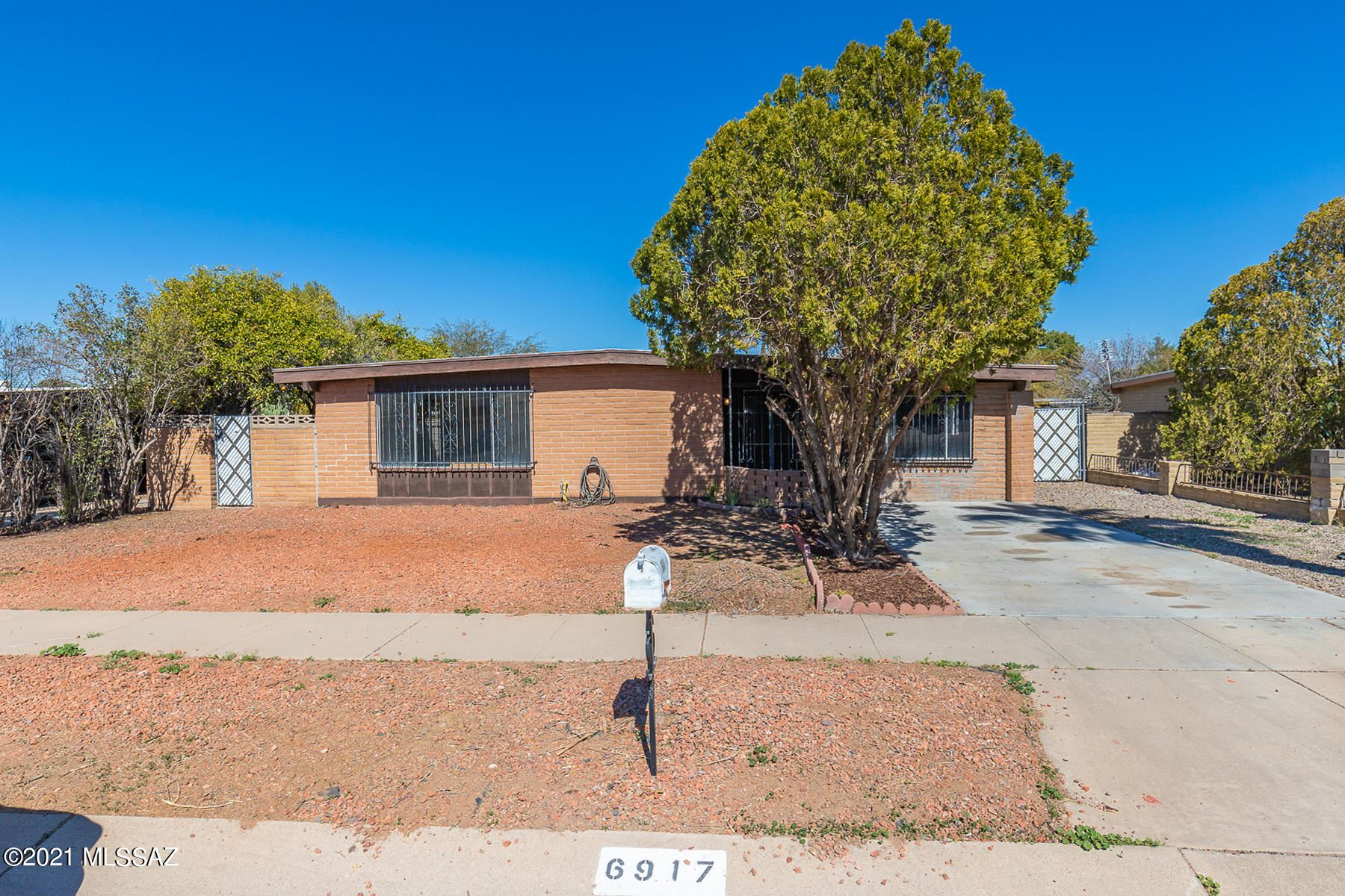 6917 E David Drive, Tucson, AZ 85730 - MLS#: 22105313