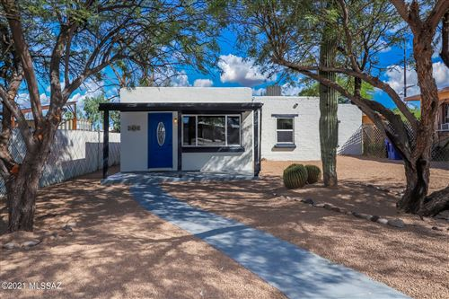 Photo of 1021 E Silver Street, Tucson, AZ 85719 (MLS # 22124315)
