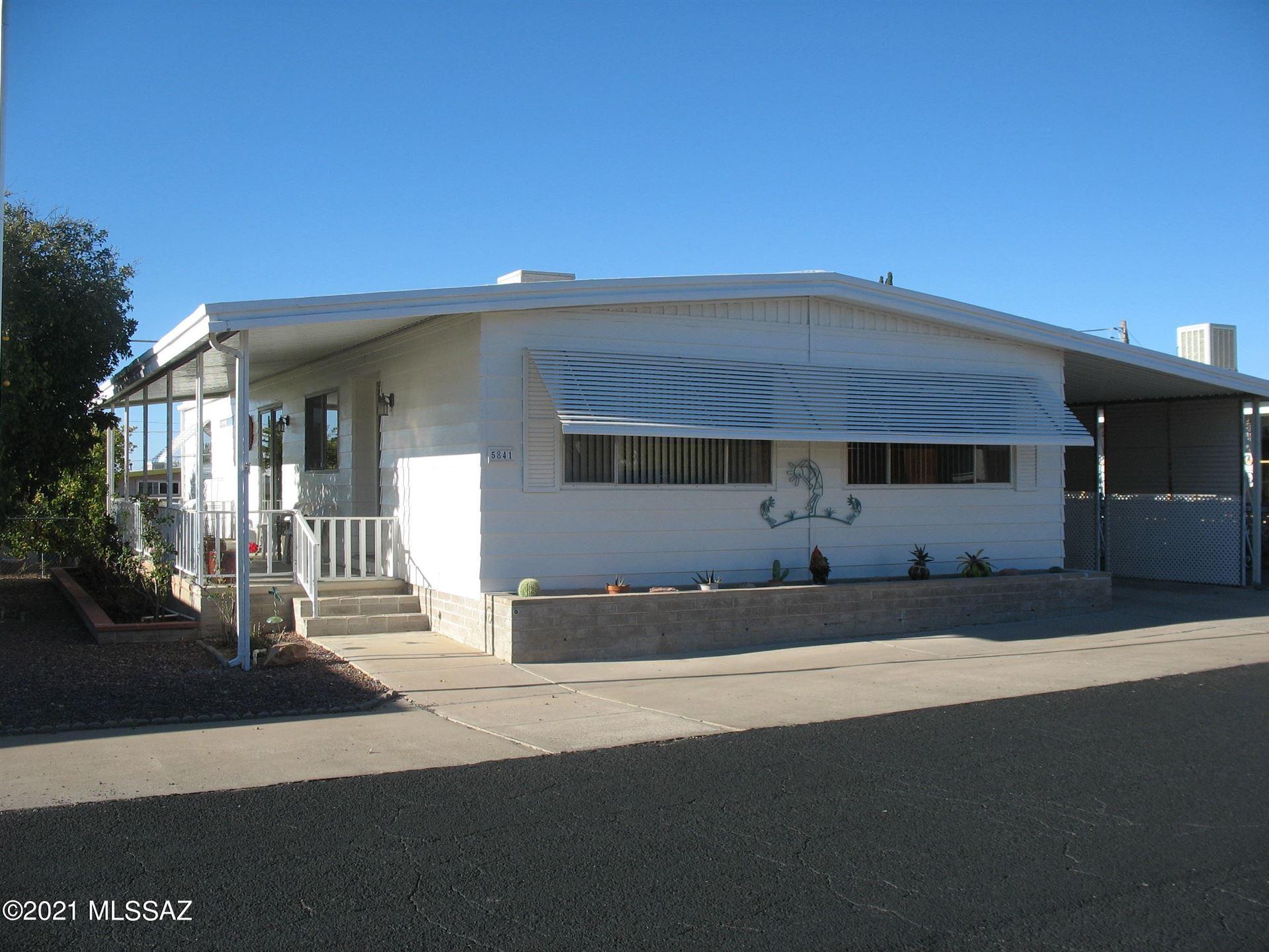 5841 W Circle Z Street, Tucson, AZ 85713 - #: 22100317