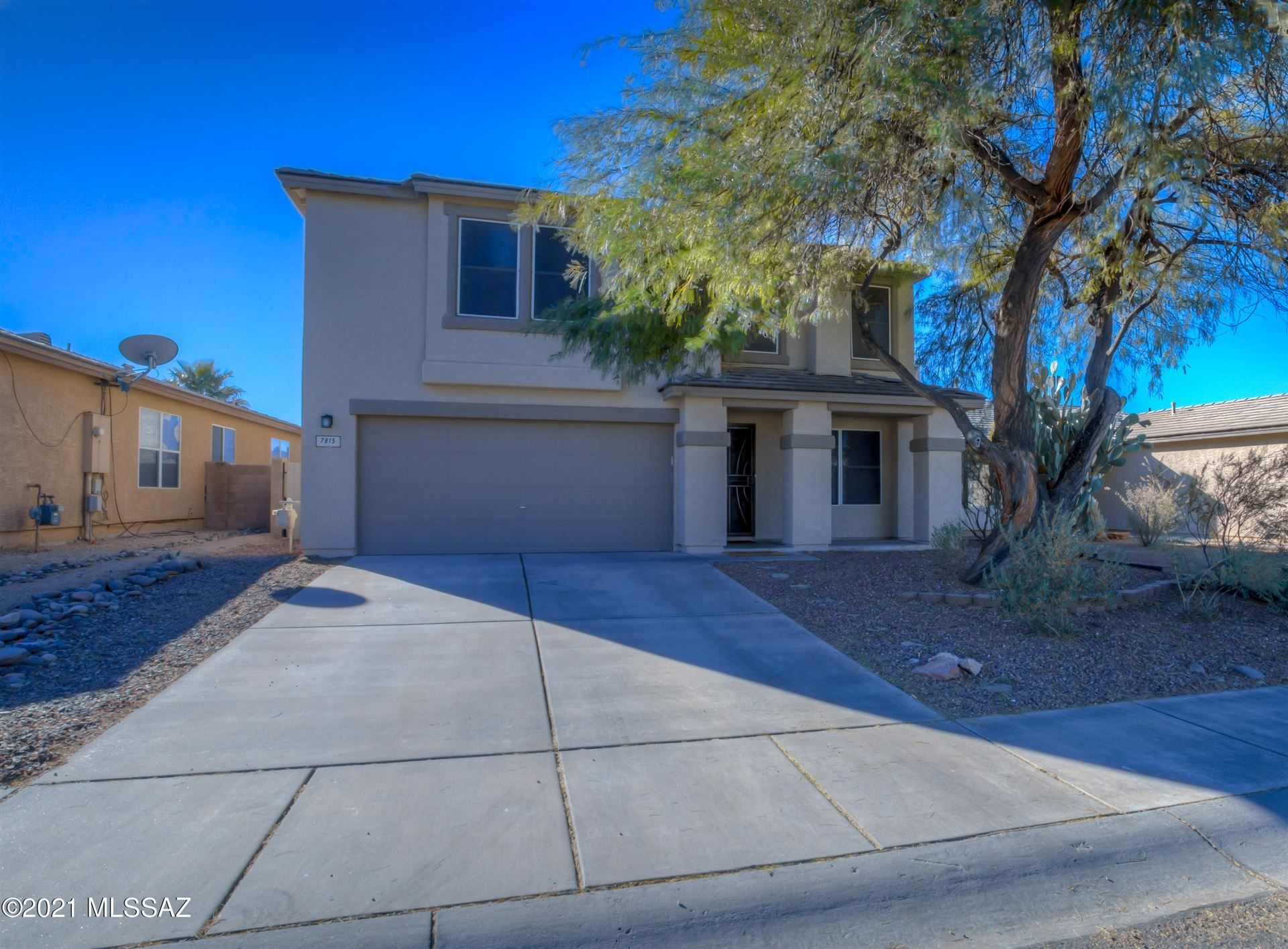7815 W Lees Ferry Court, Tucson, AZ 85743 - MLS#: 22100322