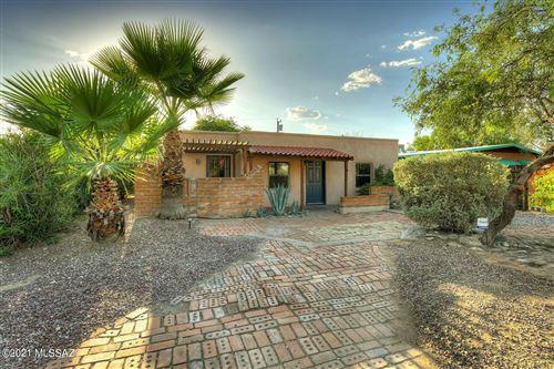Photo of 2001 N Forgeus Avenue, Tucson, AZ 85716 (MLS # 22123325)