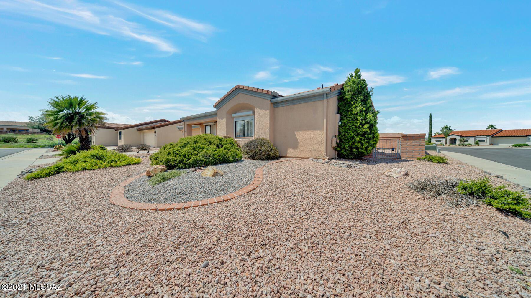 1516 W Hidden Crest Court, Green Valley, AZ 85622 - MLS#: 22121326
