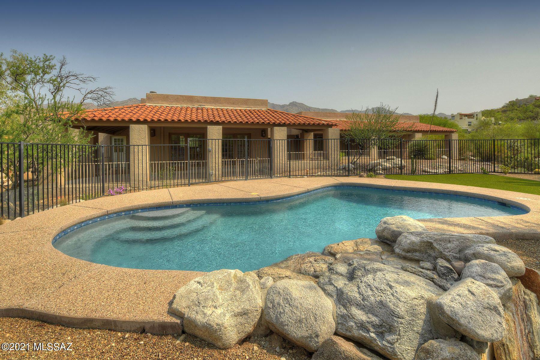 6414 E Via Amable, Tucson, AZ 85750 - MLS#: 22118327
