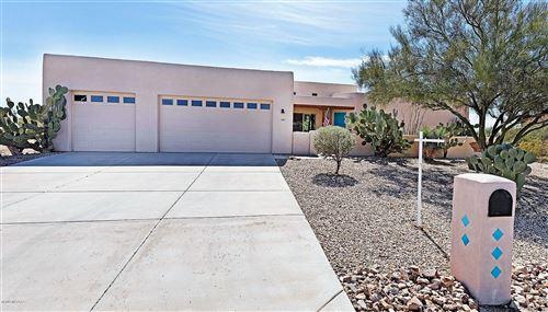 Photo of 7907 W Tree Frog Trail, Tucson, AZ 85735 (MLS # 21906332)