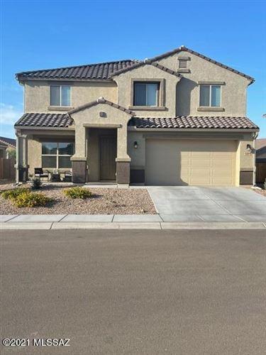 Photo of 9392 W Buckley Yucca Drive, Marana, AZ 85653 (MLS # 22114336)