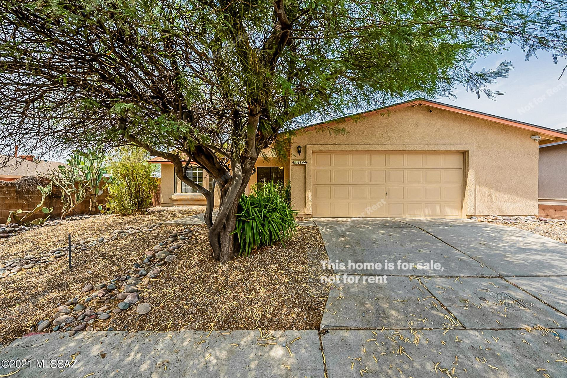 4744 W Tansy Way, Tucson, AZ 85742 - MLS#: 22118336