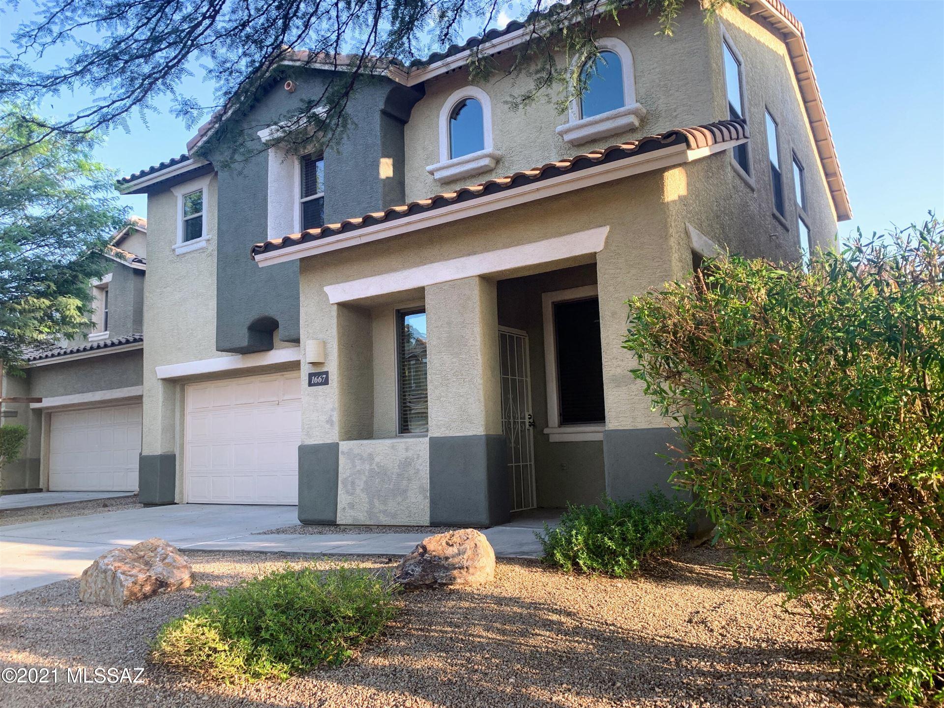1667 W Blue Horizon Street, Tucson, AZ 85704 - MLS#: 22123336