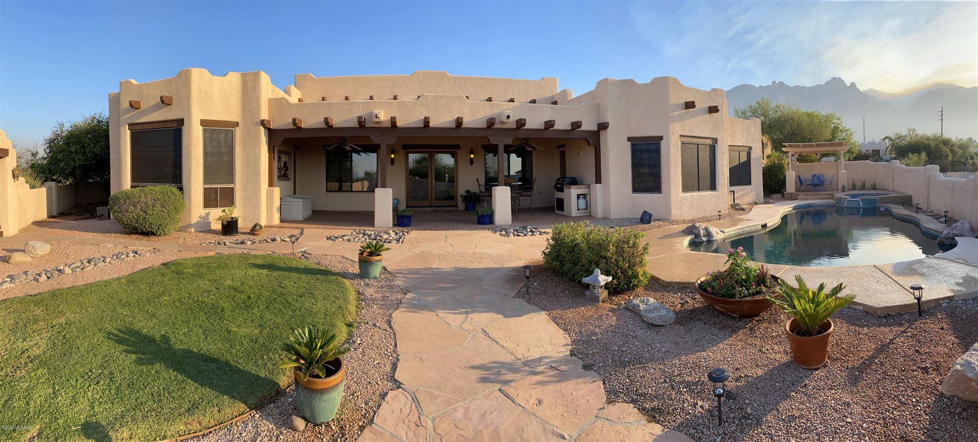 3005 E Manzanita Ridge Place, Tucson, AZ 85718 - MLS#: 22015338