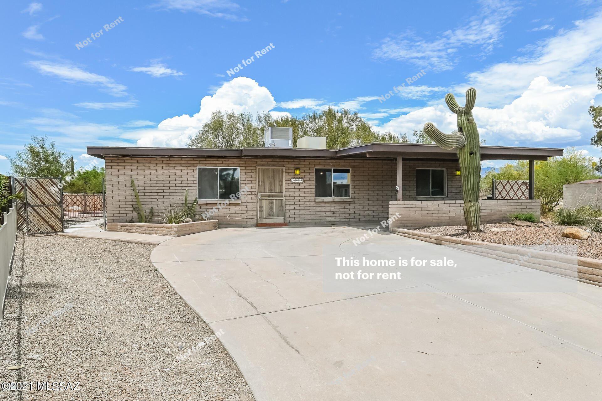 3710 S Le Beaux Place, Tucson, AZ 85730 - MLS#: 22117339