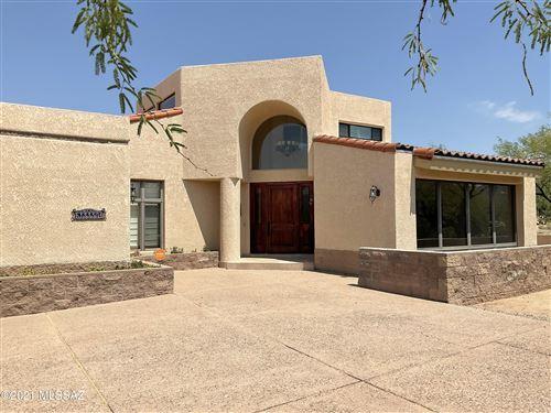 Photo of 13350 E camino la cebadilla, Tucson, AZ 85749 (MLS # 22116343)