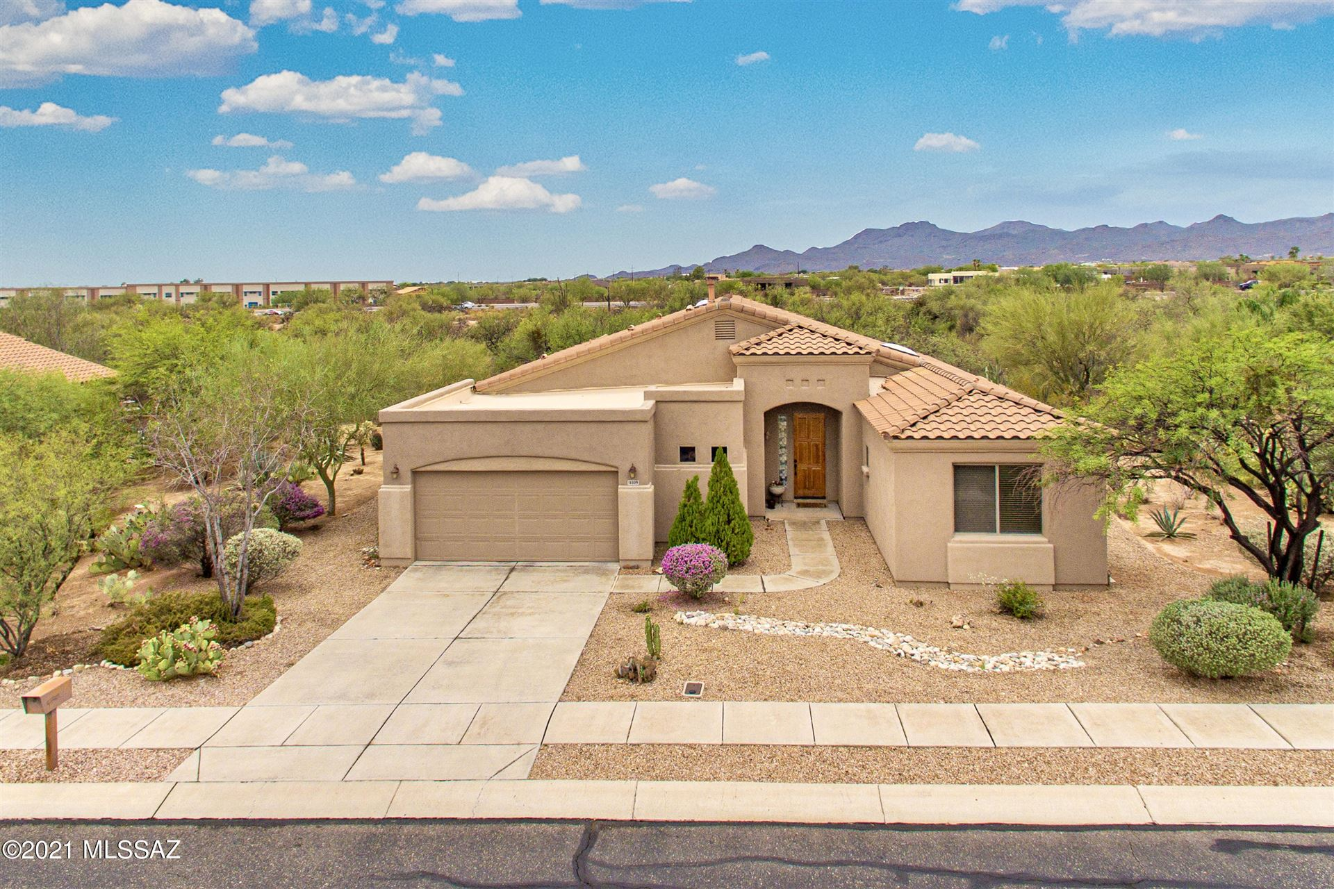 12309 N Washbed Drive, Oro Valley, AZ 85755 - MLS#: 22118343
