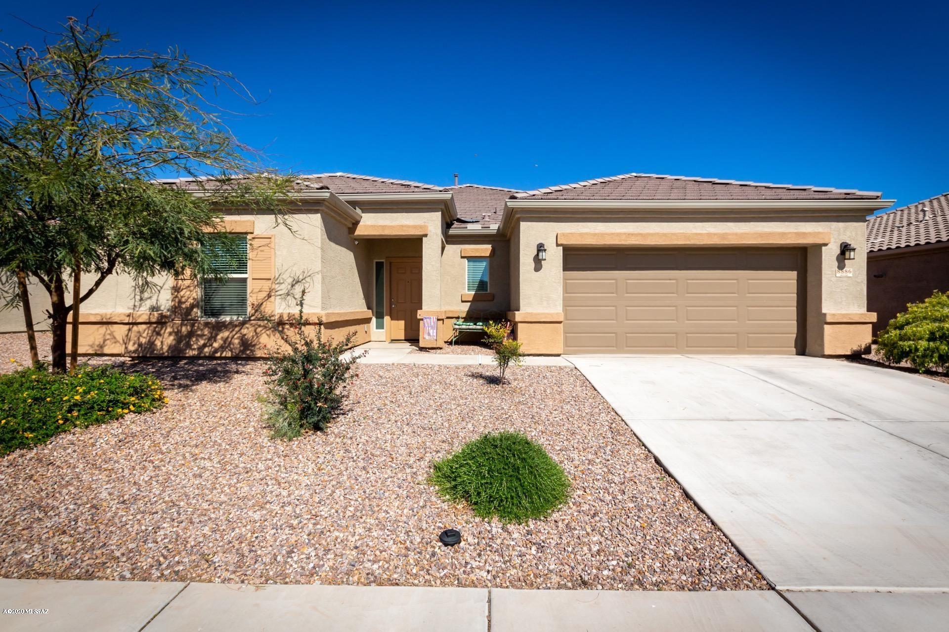 8886 W Saguaro Skies Road, Marana, AZ 85653 - #: 22008347