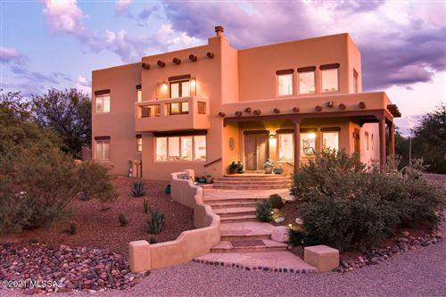 Photo of 3391 N Bear Canyon Road, Tucson, AZ 85749 (MLS # 22125348)