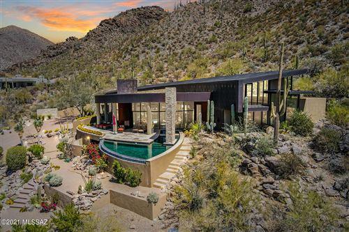 Photo of 14366 N Dove Canyon Pass, Marana, AZ 85658 (MLS # 22108352)