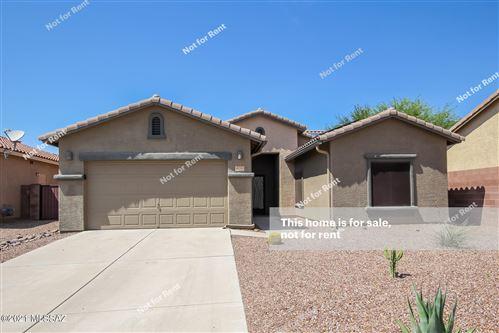 Photo of 8265 N Rocky Brook Drive, Tucson, AZ 85743 (MLS # 22122358)