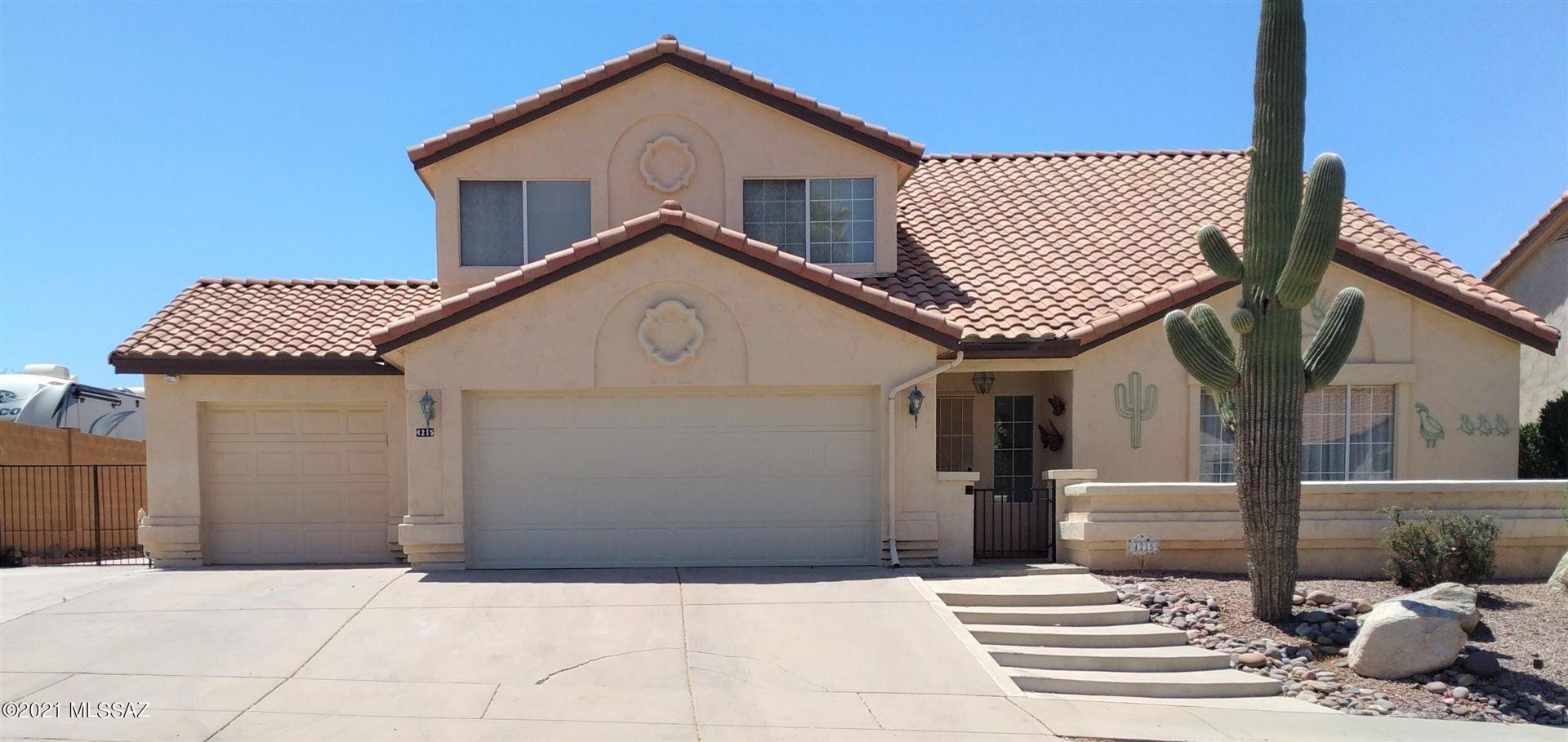 4215 W Firethorn Street, Tucson, AZ 85741 - MLS#: 22110365