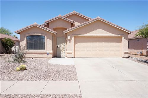 Photo of 6952 W Red Rock Drive, Tucson, AZ 85743 (MLS # 22021369)