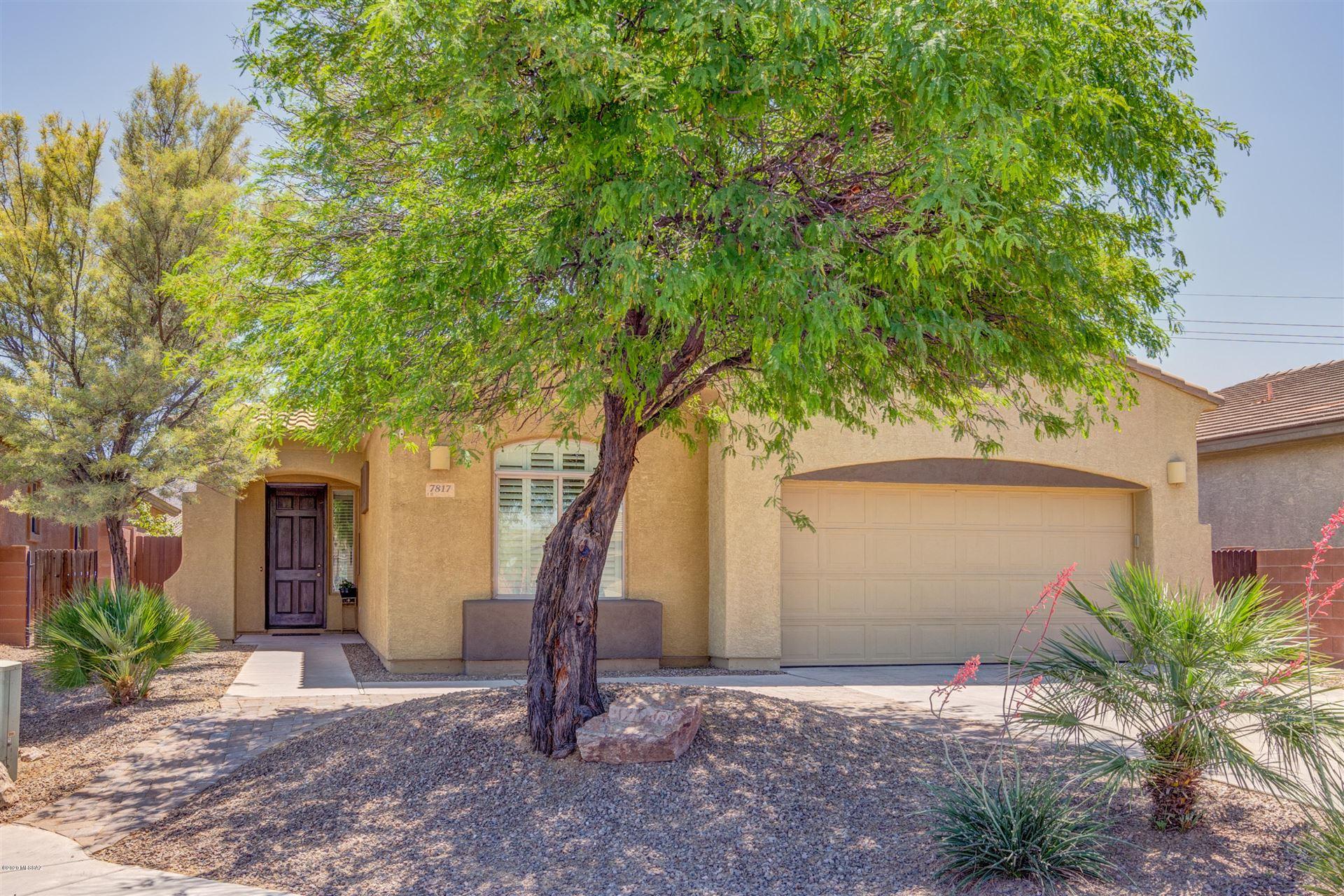 7817 W Sourwood Court, Tucson, AZ 85743 - MLS#: 22011377