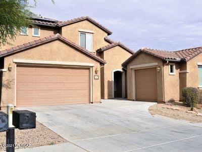 5395 S Black Falls Drive, Tucson, AZ 85747 - MLS#: 22110383