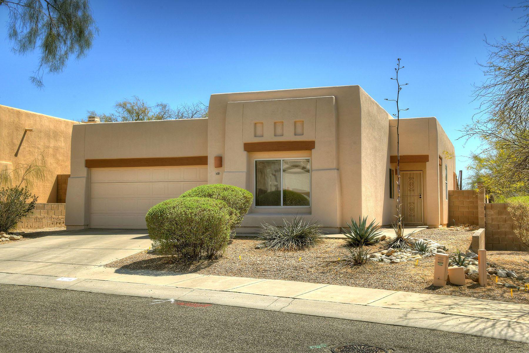 418 E Covered Wagon Drive, Tucson, AZ 85704 - MLS#: 22109387