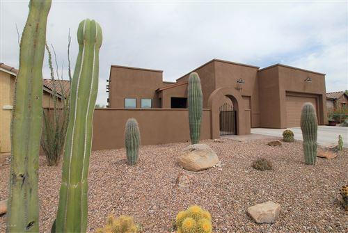 Photo of 12457 N Golden Mirror Drive, Marana, AZ 85658 (MLS # 22015394)