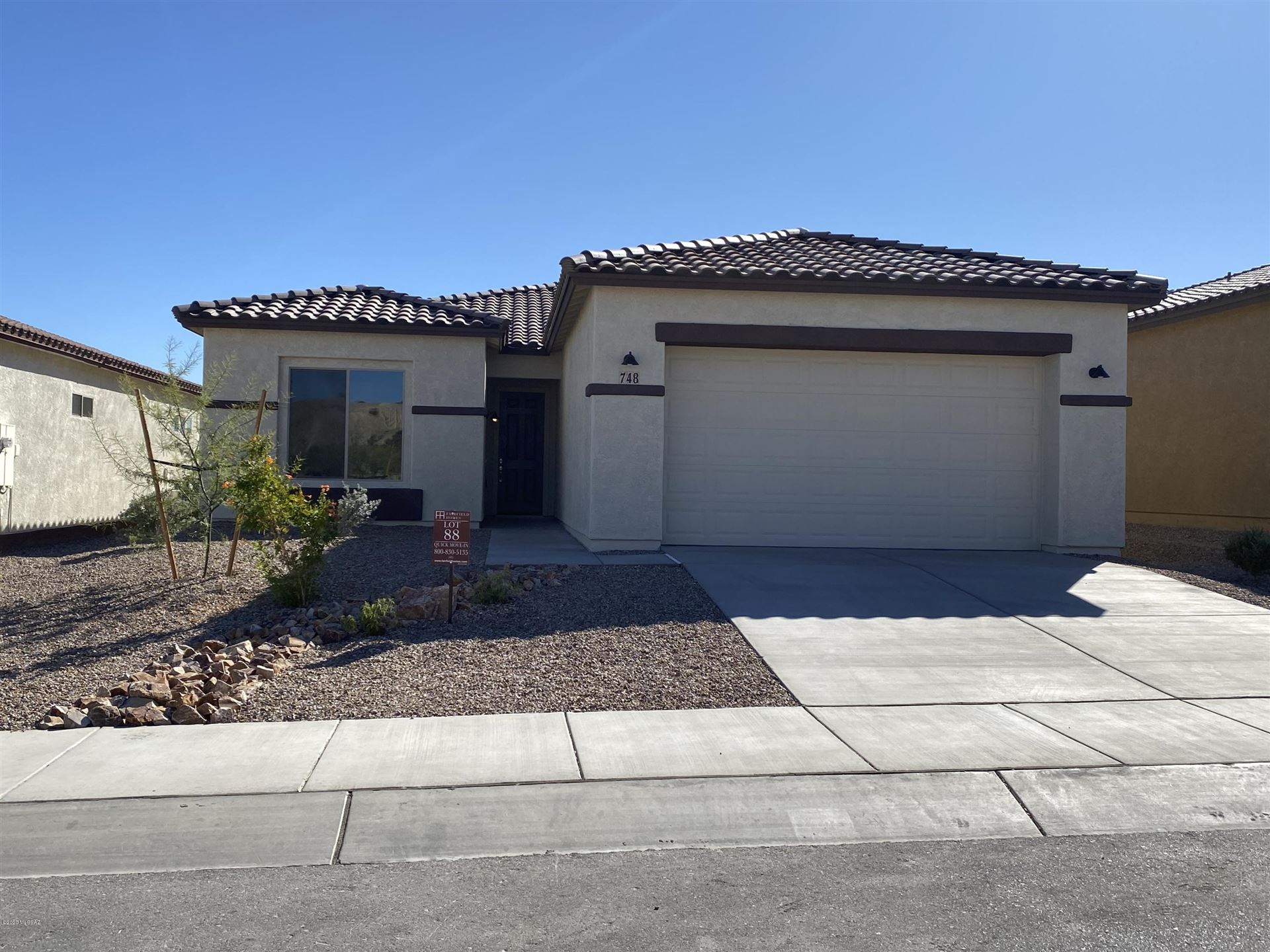748 N Camino Colina del Pino #Lot 88, Green Valley, AZ 85614 - #: 22002396