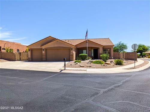 Photo of 4757 Cactus Bluff Drive, Marana, AZ 85658 (MLS # 22123400)