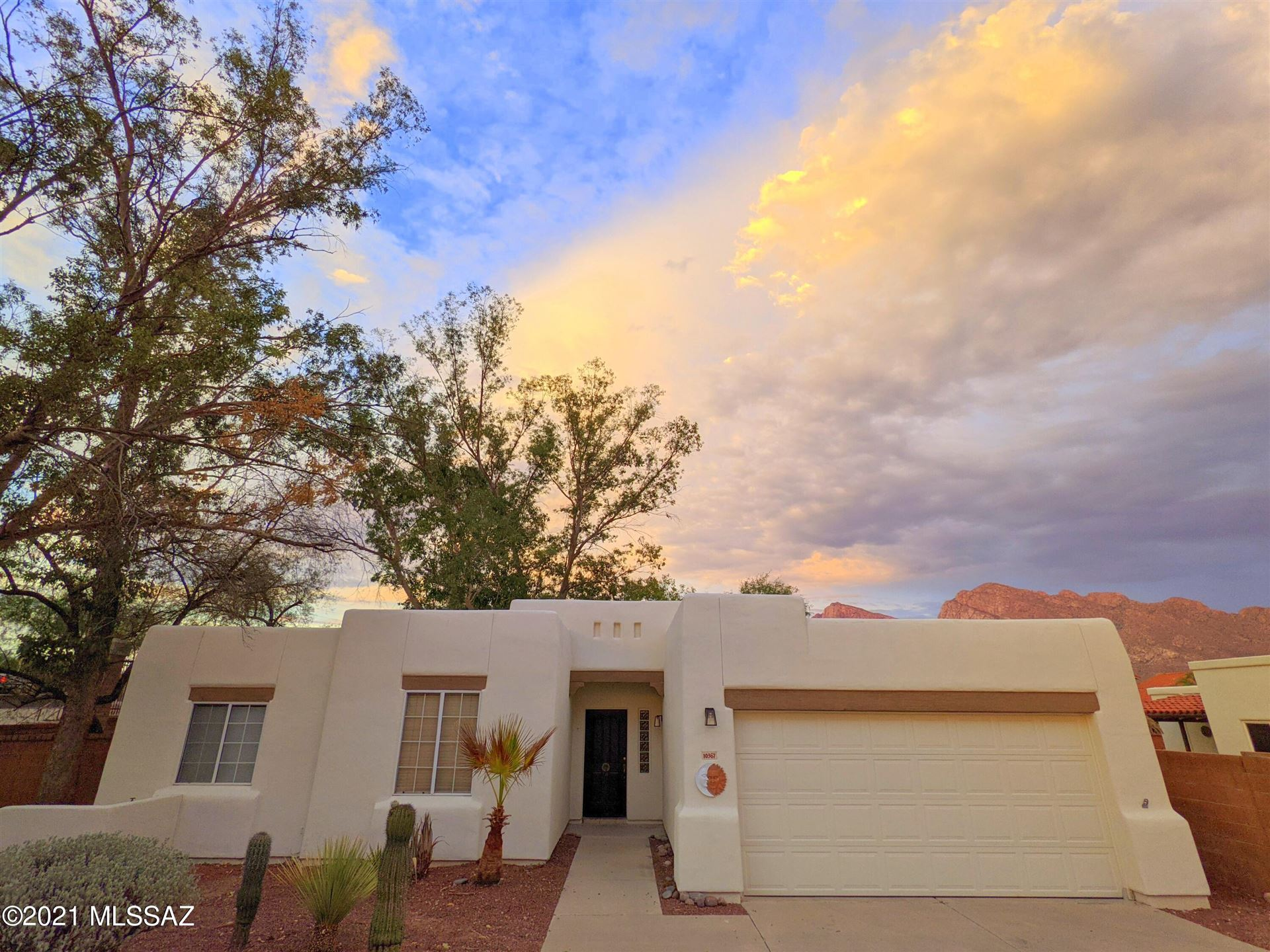 10367 N Fox Croft Lane, Tucson, AZ 85737 - MLS#: 22117402