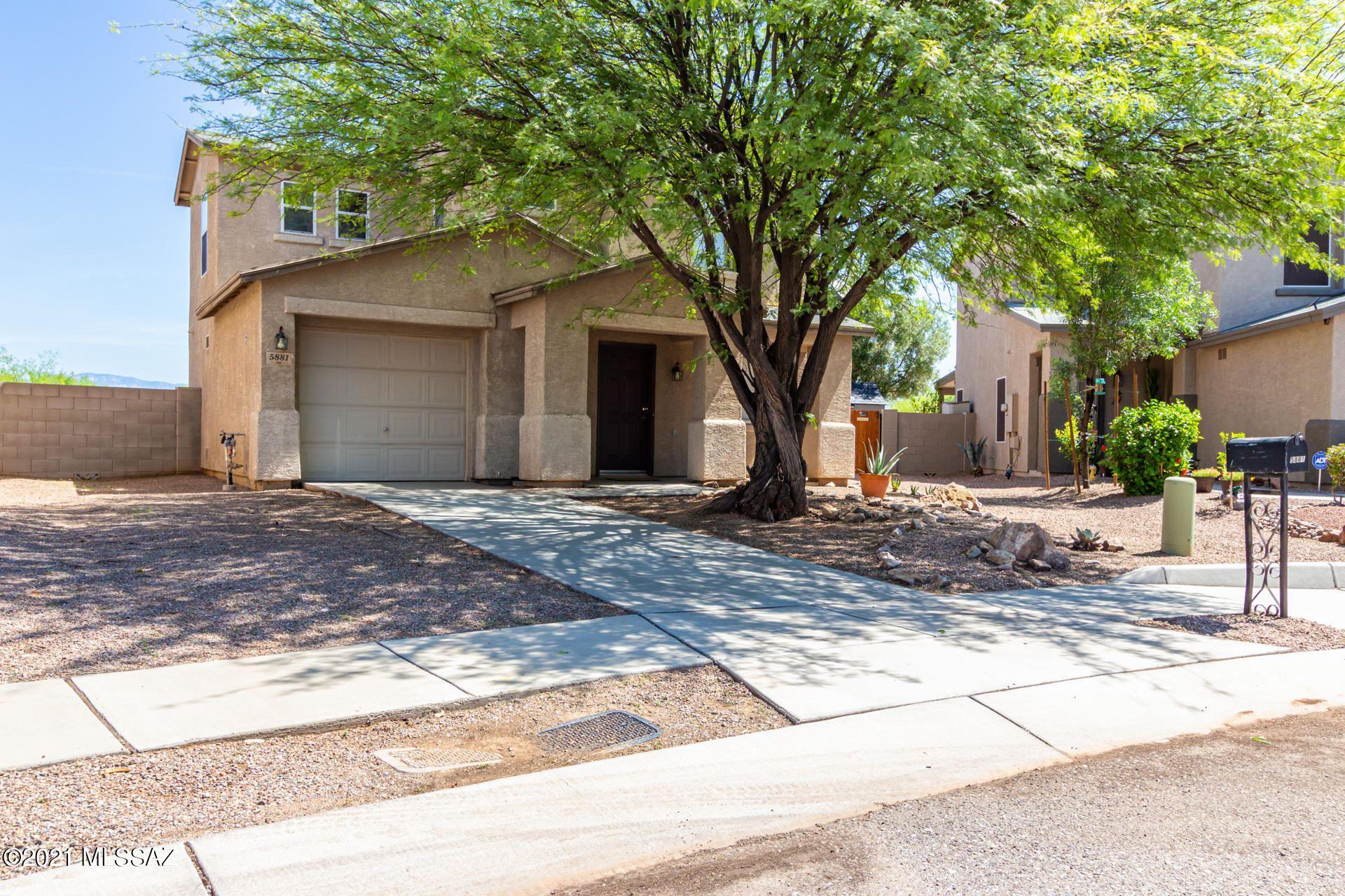 5881 E Fantail Lane, Tucson, AZ 85756 - MLS#: 22119413